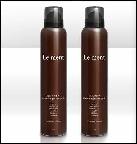 Le ment(ルメント)シャンプー